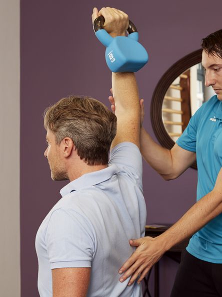 Physiotherapie im Wellnesshotel in Hessen