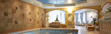 Wellness- & SPA-Bereich