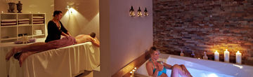 "Wellness in the ""Sea SPA"""
