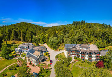 Bild zur News: Romantik Resort in Willingen